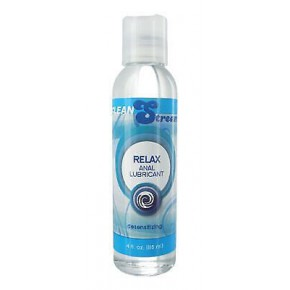 Анальный лубрикант CleanStream Relax Desensitizing Anal Lube - 118 мл.