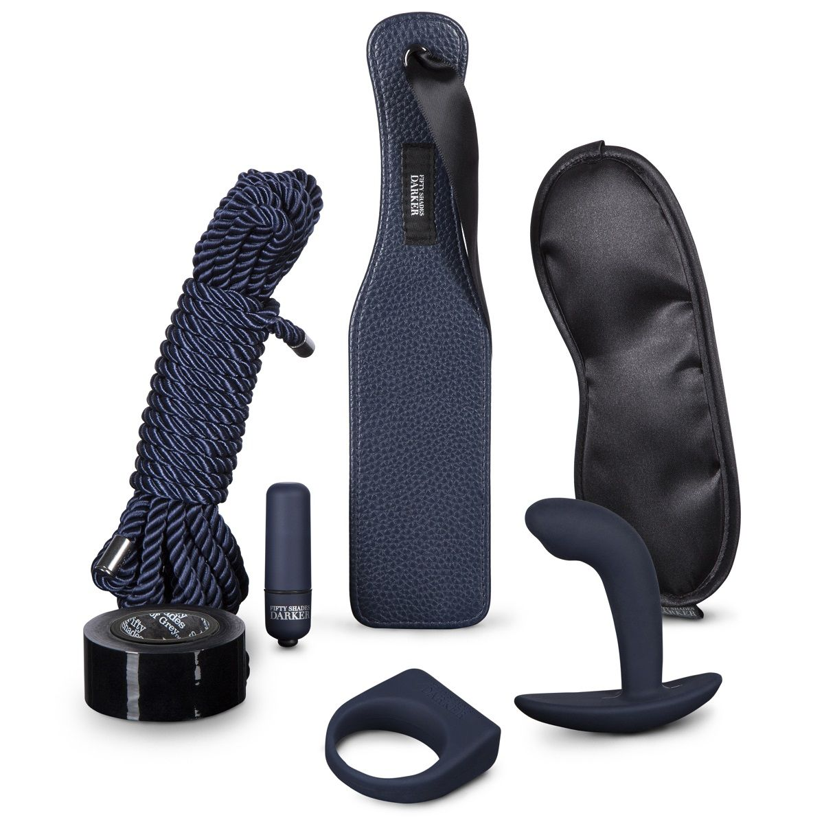 Набор для игр Dark Desire Advanced Couples Kit